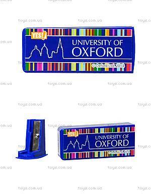 Канцелярская точилка с контейнером «Оксфорд», 620222