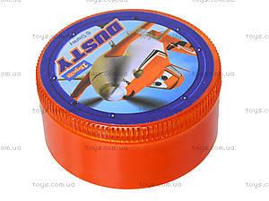 Точилка цветная с контейнером «Самолетики», 620194, купить