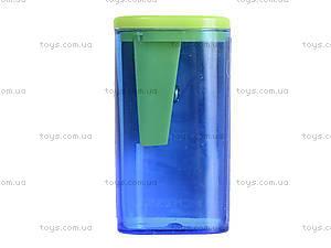 Точилка цветная с контейнером «Тачки 2», 620181, цена