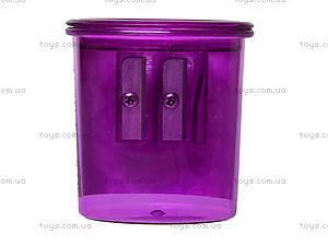 Точилка двойная «Долго и счастливо», с контейнером, 620226, купить
