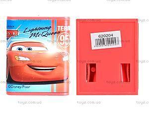 Двойная точилка для карандашей «Тачки», с контейнером, 620204