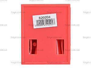 Двойная точилка для карандашей «Тачки», с контейнером, 620204, отзывы