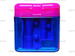 Двойная точилка с контейнером «Винкс», 620182, купить