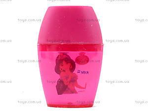 Детская точилка с контейнером Princess, P13-109К, отзывы