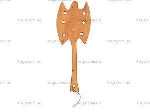 Игрушечный топор «Викинг», 141-019, цена