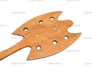Игрушечный топор «Викинг», 50 см, 141-019у, фото