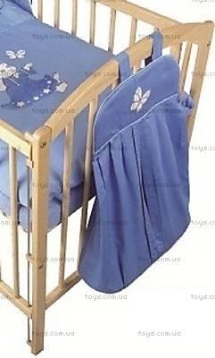 Сумка для пеленок «Ангел», синяя, 0083-24, купить