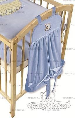 Сумка для пеленок «Медвежата», синяя, 0090-24