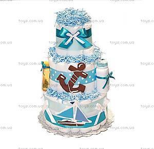 Торт из памперсов Anhcor, BH01