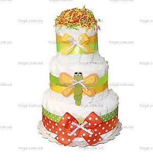 Торт из памперсов Dragonfly, BH12