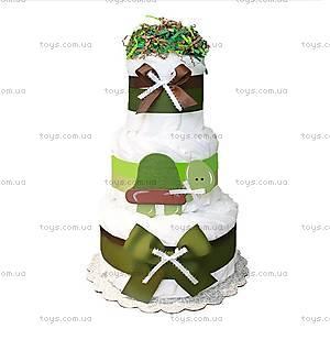 Торт из памперсов Turtle, PPC34