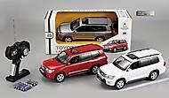 Машина на радиоуправлении Toyota Land Cruiser, 300322, фото