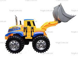 Игрушечный трактор, детский, 085A, фото