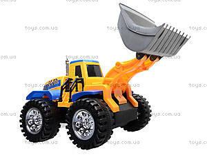 Игрушечный трактор, детский, 085A, отзывы