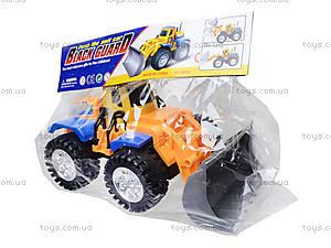 Игрушечный трактор, детский, 085A, магазин игрушек