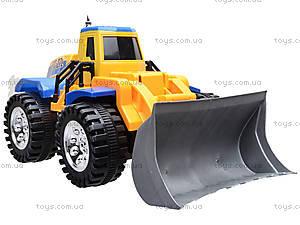 Игрушечный трактор, детский, 085A, toys.com.ua