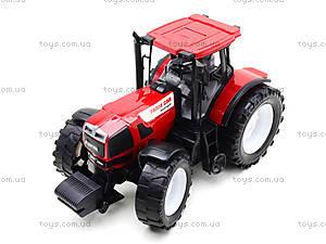 Инерционный трактор «Фермерский», 1088A, фото