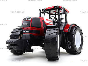 Инерционный трактор «Фермерский», 1088A, игрушки