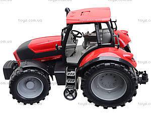 Игрушечный трактор для детей «Фермер», 1088B, купить