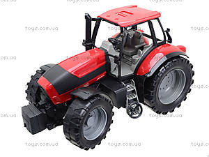 Игрушечный трактор для детей «Фермер», 1088B, фото