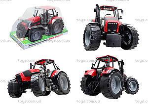 Игрушечный трактор для детей «Фермер», 1088B