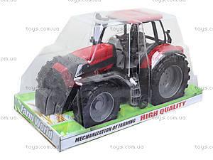 Игрушечный трактор для детей «Фермер», 1088B, цена