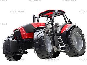 Игрушечный трактор для детей «Фермер», 1088B, детские игрушки