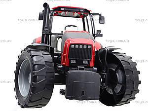 Игрушечный трактор для детей «Фермер», 1088B, магазин игрушек