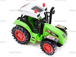 Инерционный трактор Farmer Toys , 2011-67, фото