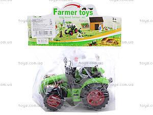 Инерционный трактор Farmer Toys , 2011-67, отзывы