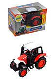 Инерционный небольшой трактор, 2012-1, купить
