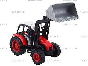 Игровой инерционный трактор для детей, 27002-456, цена