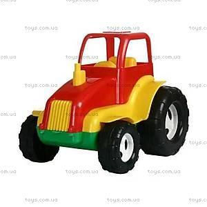 Яркий игрушечный трактор, 5012