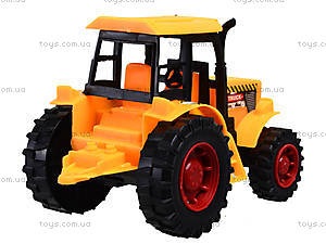 Инерционный трактор для игры, 323BD, купить
