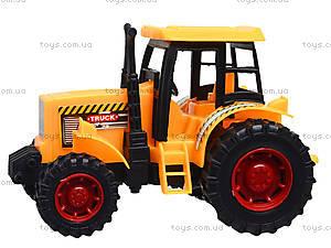 Инерционный трактор для игры, 323BD, цена