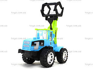 Игрушечный трактор с клещами, 635, купить