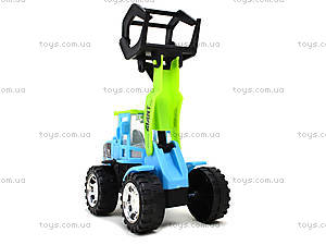 Игрушечный трактор с клещами, 635, отзывы