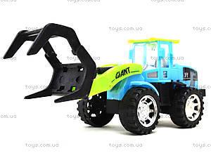 Игрушечный трактор с клещами, 635, магазин игрушек