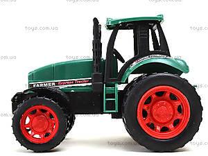 Детская инерционная игрушка «Трактор», 777-1, отзывы