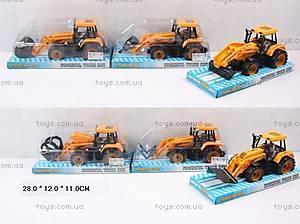 Инерционный транспорт «Трактор», 8288-1112