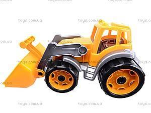 Трактор детский для игры, 1721, детские игрушки
