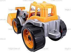 Трактор детский для игры, 1721, магазин игрушек