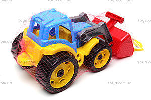 Трактор детский для игры, 1721, toys