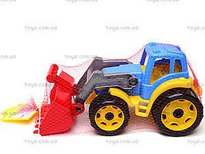 Трактор детский для игры, 1721, іграшки