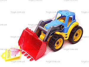 Трактор детский для игры, 1721, детский