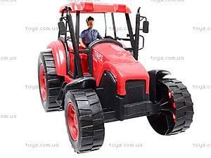 Трактор детский инерционный, L798-1, купить