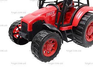 Трактор детский инерционный, L798-1, отзывы