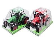 Трактор детский инерционный, L798-1, фото