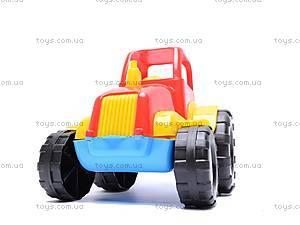 Трактор для маленьких деток, 07-708