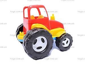 Трактор для маленьких деток, 07-708, купить